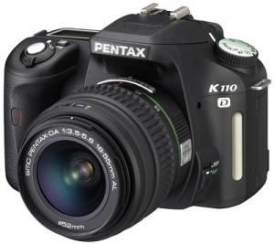 Pentax K110 D